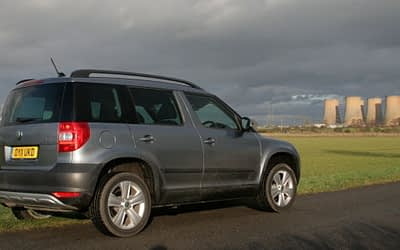 Skoda Yeti SE Plus – Full Test