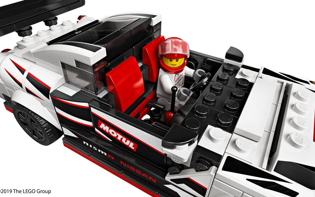 Lego 76896 Nissan GT-R NISMO – Speed Champions