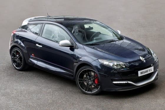 Renaultsport Megane Red Bull Racing RB8