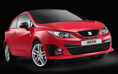 2009 SEAT Ibiza Cupra Gets Smaller Engine