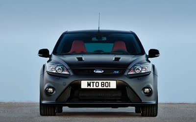 Want A Ford Focus RS500? Tough Luck, They're All Gone