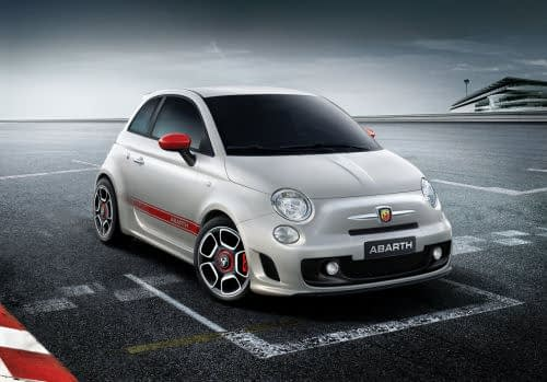 Abarth 500 – What Happens When Cute Gets Angry