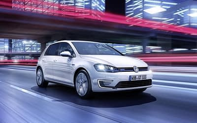 Hybrid Golf GTE On Way