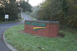 Millbrook Proving Ground Entrance