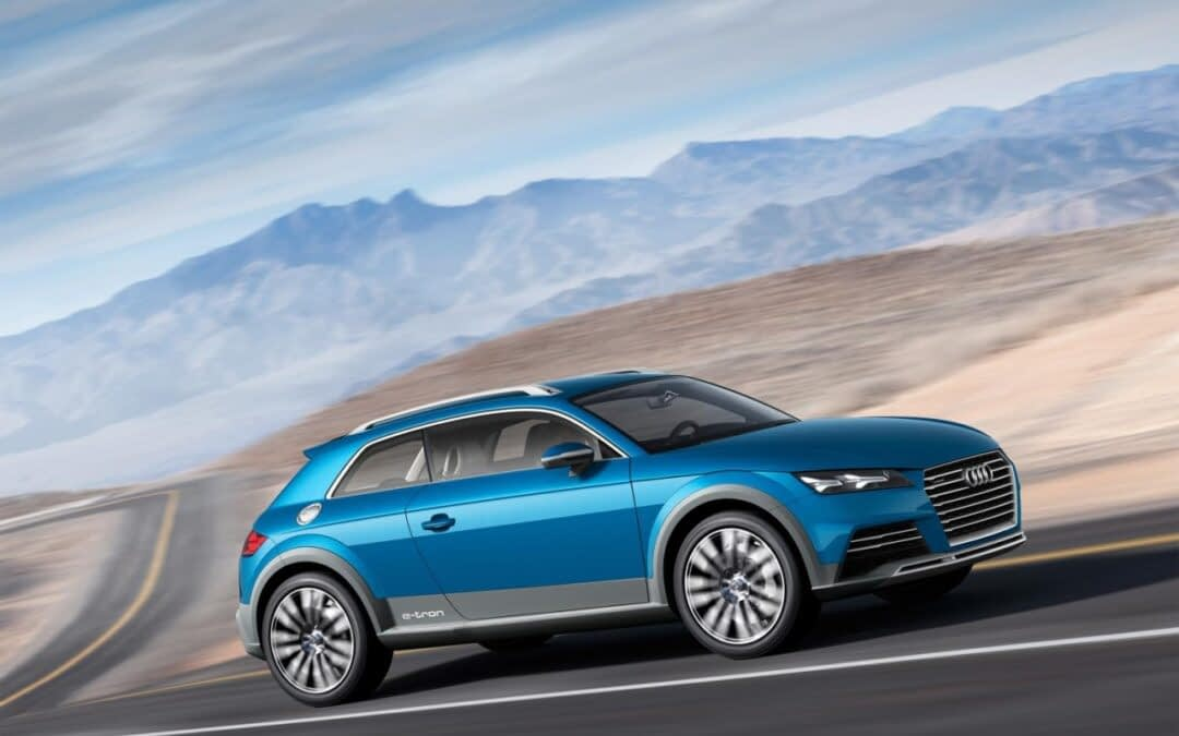 Audi Hunting For New Niches