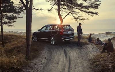 Avicii Searches For Solace In The Volvo XC90