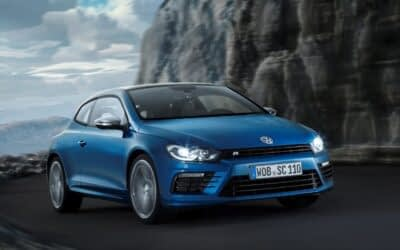 Scirocco R Returns With New Engine