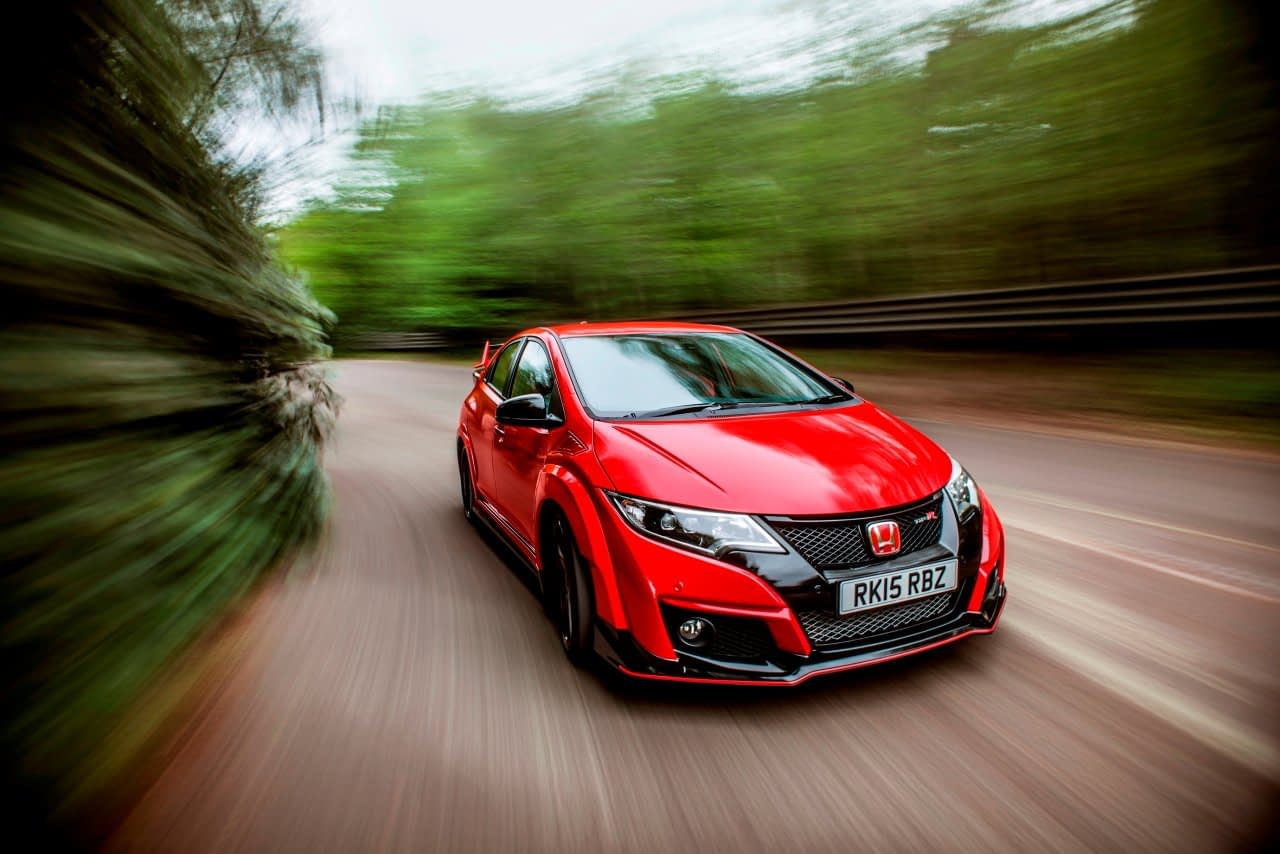 Honda Civic Type R 01