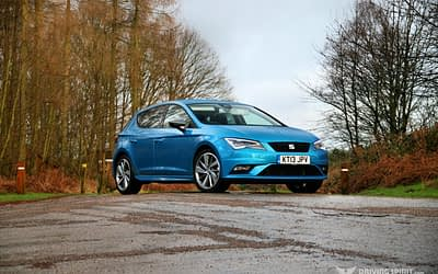 SEAT Leon FR TDI – Full Test