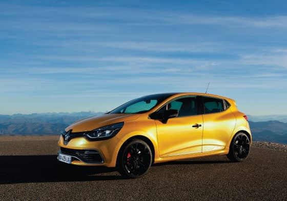 Renaultsport Clio 200 Turbo Cup