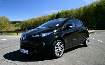 Renault Zoe Dynamique Intens – First Impressions