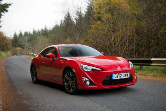 Toyota GT86 (2013) Review