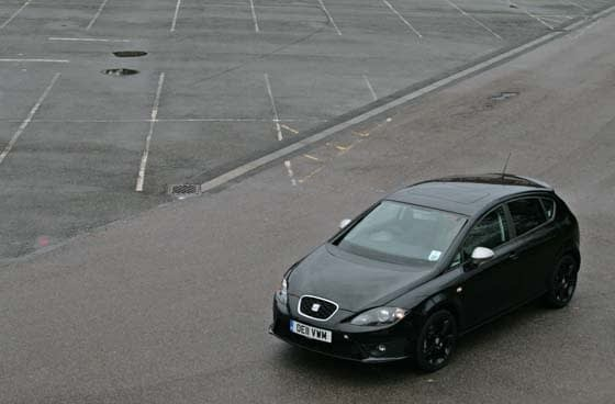 SEAT Leon FR+ Review