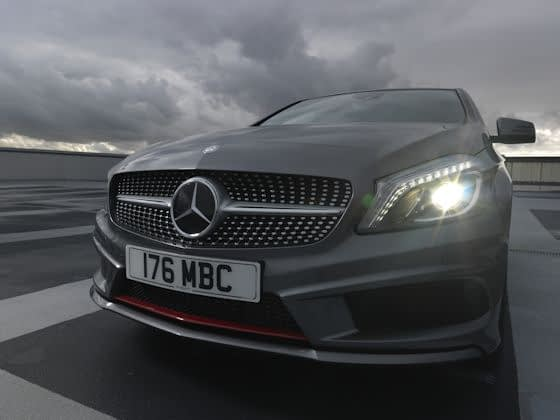 Mercedes Benz A-Class Set To Shake Up Hot Hatch Market