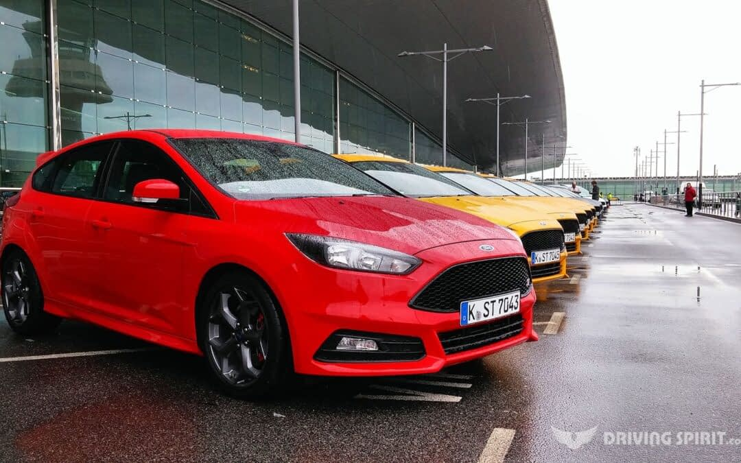2015 Ford Focus ST – Driven