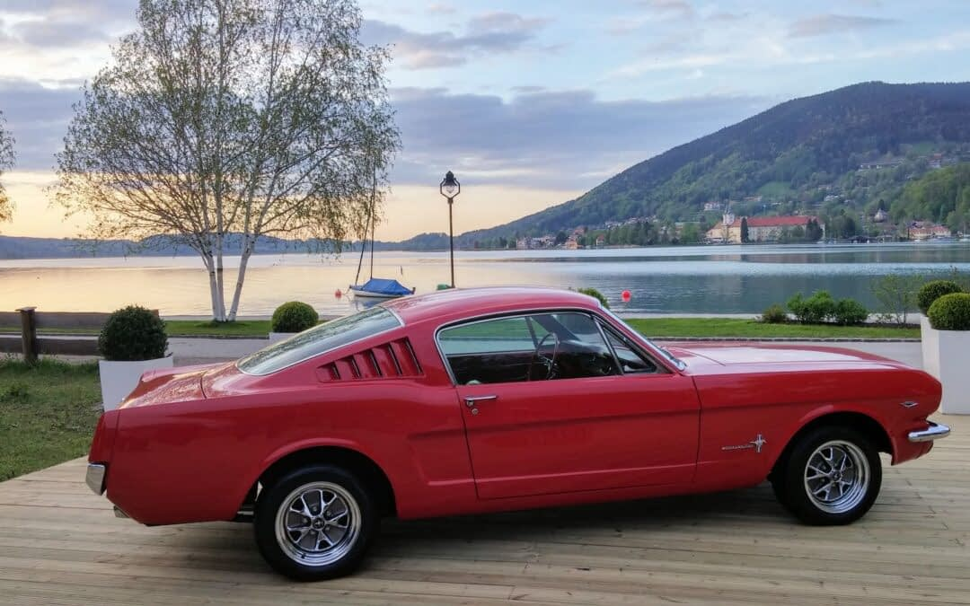 Ford Mustang V8 & Ecoboost – Driven