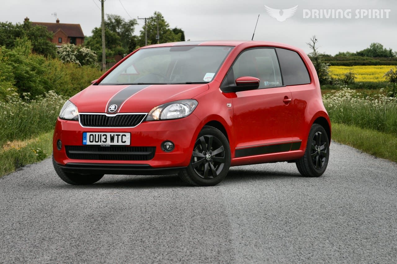 Skoda Citigo Sport Review