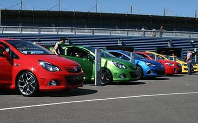 VXR Power Events – 2012 Track Experience