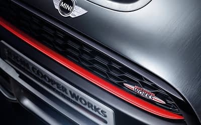 First Images of MINI John Cooper Works