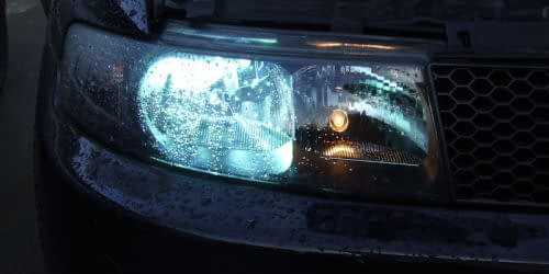 Blue Headlights