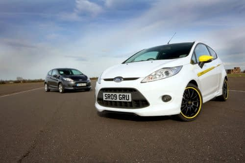 2009 Mountune Ford Fiesta