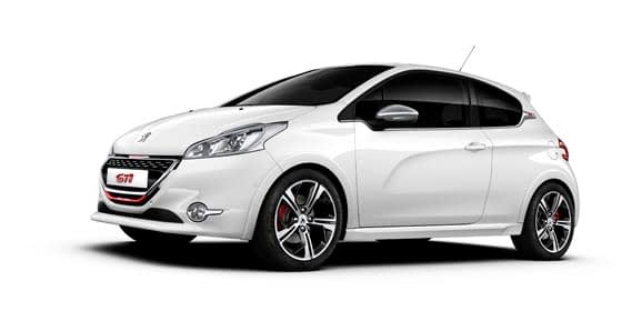 Peugeot 208 GTI Limited Edition UK