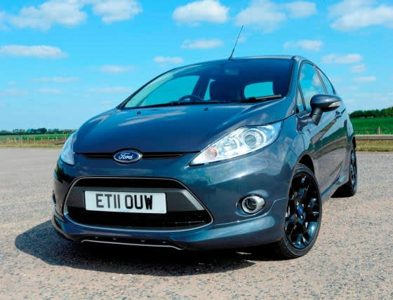Ford Fiesta Metal